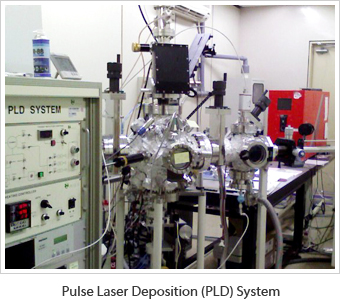 Pulse Laser Deposition (PLD) System