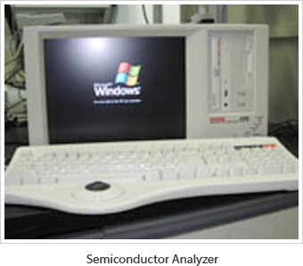 Semiconductor Analyzer