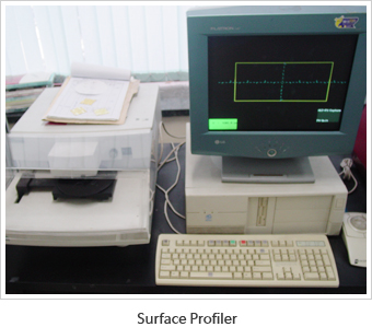 Surface Profiler