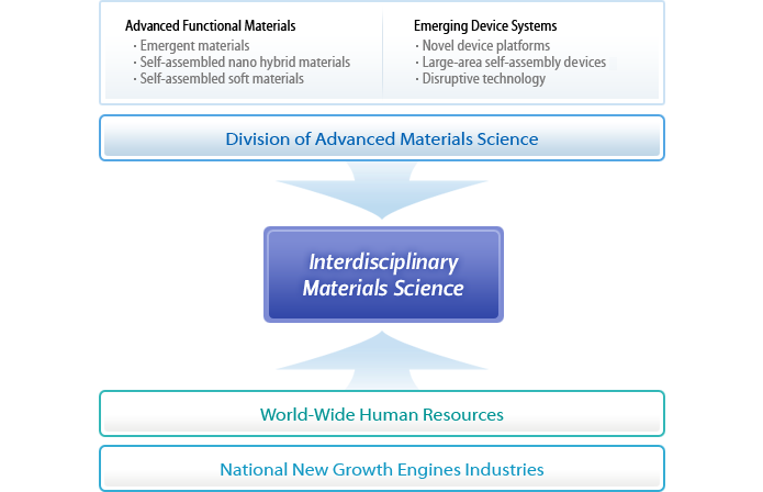 Interdisciplinary Materials Science