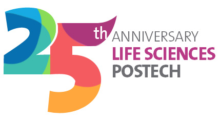 25ht ANNIVERSARY LIFE SCIENCES POSTTECH