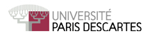UNIVERSITE PARIS DESCARTEX