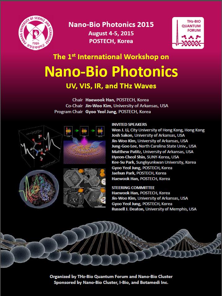 Nano-Bio Photonics (Broshure)